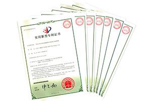 8项实用新型专利